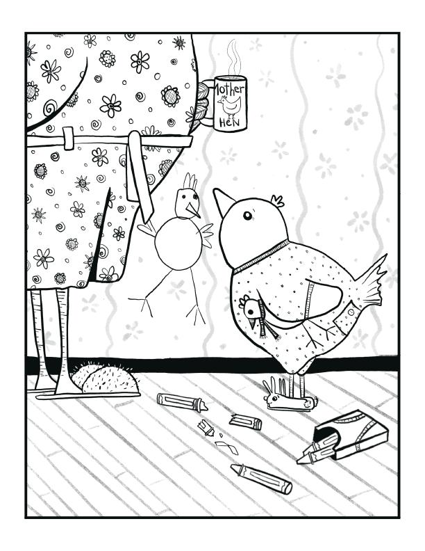 Chick Artist