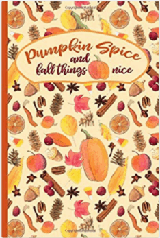 Pumpkin Spice Journal