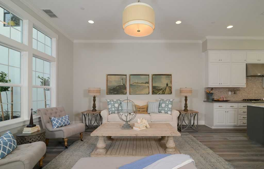 Kerrie Kelly Design Lab CONTEMPORARY COASTAL COTTAGE