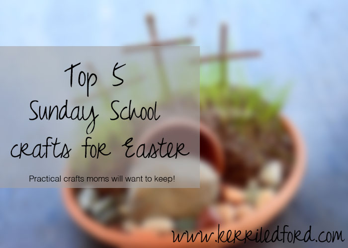 Easter Crafts For Sunday School Top 5 Crafts Moms Will Want To Keep