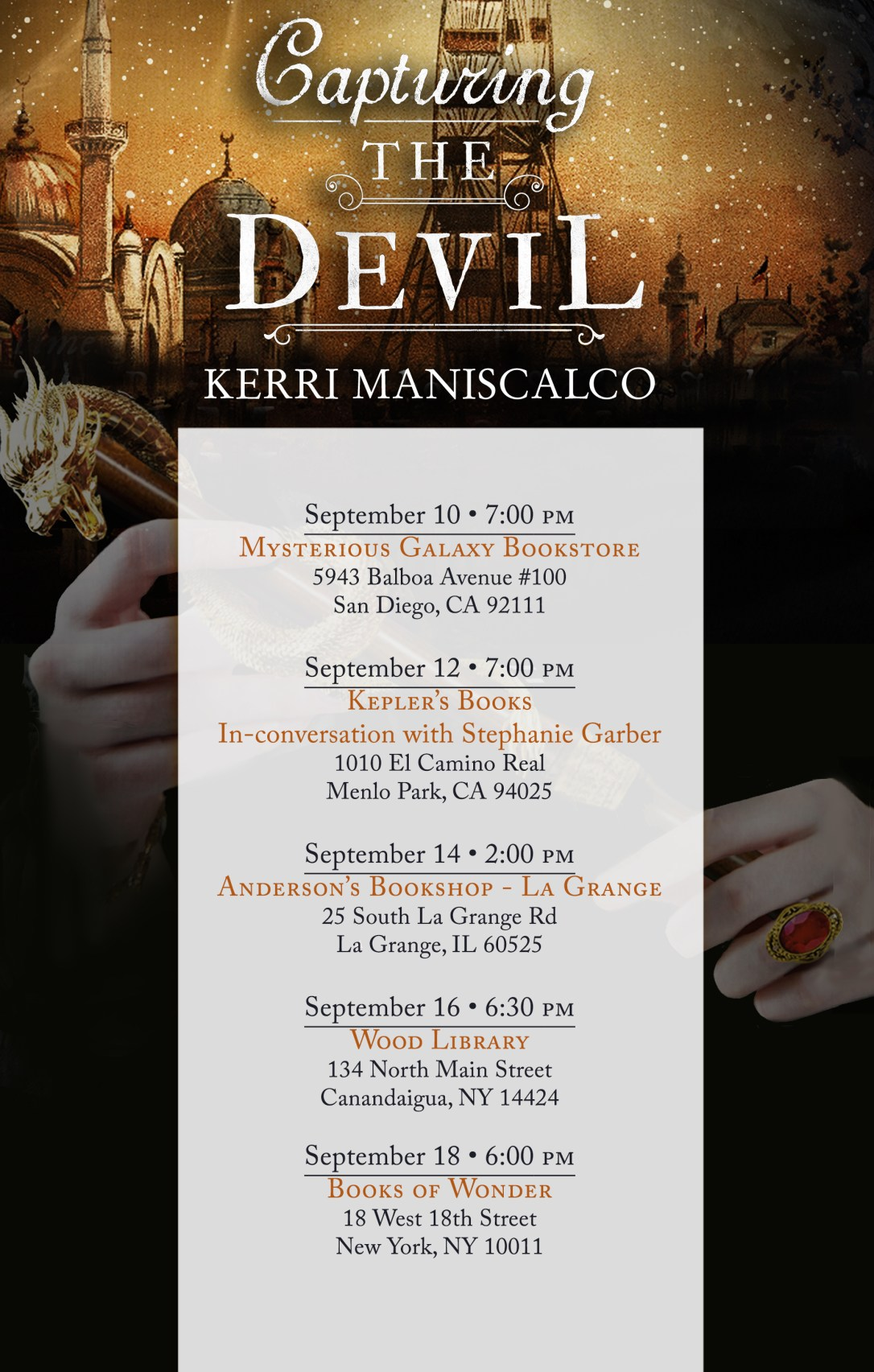 CapturingDevil_author tour