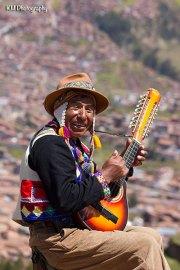 Cusco Singer