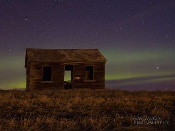 Old Barn in Aurora