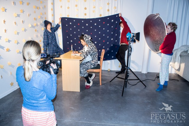 Tweed music video