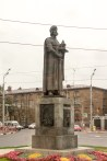 Statue of Yaroslovl the Wise