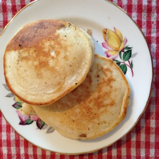 Scotch Pancakes by Mary Berry