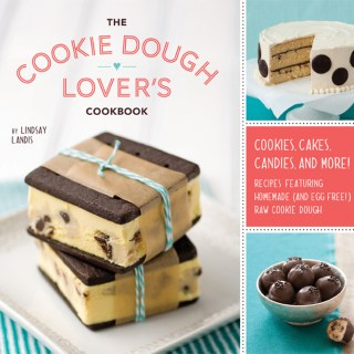 Review : The Cookie Dough Lover's Cookbook