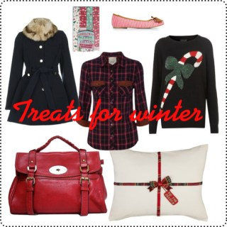Loving right now – treats for winter