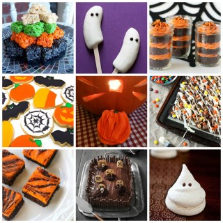 Halloween Baking Ideas