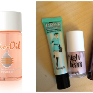 Loving right now – new beauty and skincare favourites