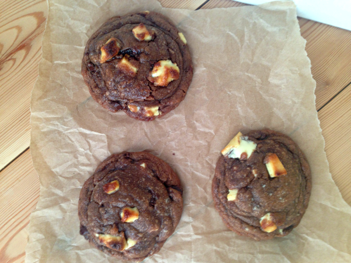 Soft Nutella White Chocolate Chunk Cookies - if you love Nutella these will send you to heaven!