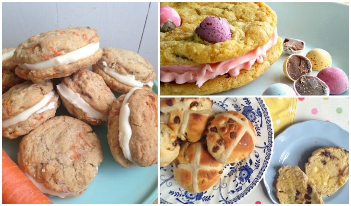 Easter Bakes you'll LOVE - Creme Egg Shortbread, Cheesecake, Cookies... !