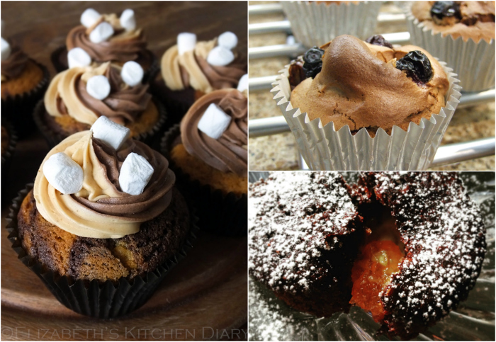 We Should Cocoa June Round-Up: Chocolate Cupcakes!