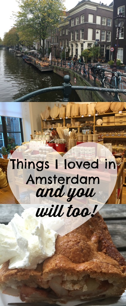 Things I loved when we visited Amsterdam - and you will too!
