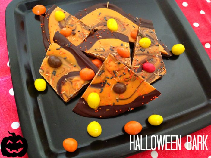 The best, easiest Halloween treat and baking ideas! Kids will love making these this Halloween, and you'll love eating them! The Best Easy Halloween Treat recipes