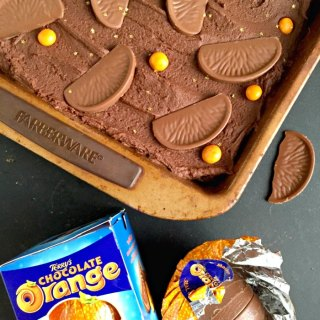Easy Terry's Chocolate Orange Slice