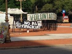 No Fracking