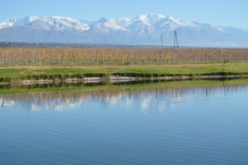 Mountains, Wine and Water