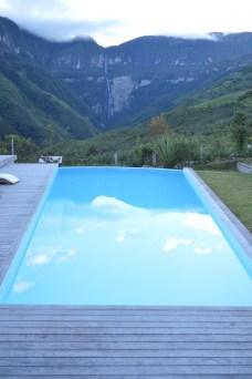 Pool and Falls