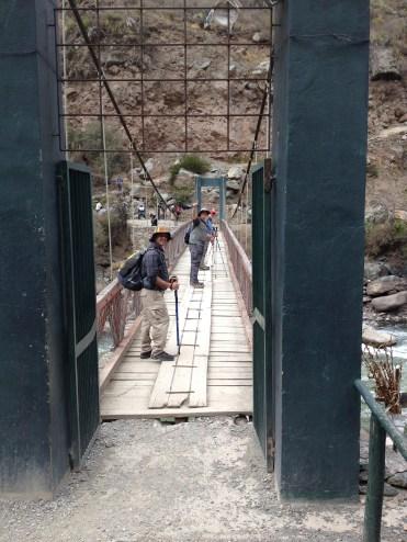 This Bridge Sways!