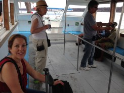 Ferry to the Island