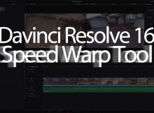 Davinci Resolve 16 - SpeedWarp Timing Control 1