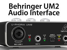 Behringer UM2 Audio Interface Review 1