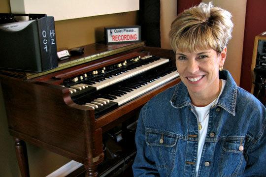 Photo of Jill Angel by Cliff Hackel