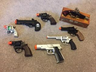 SCB guns 1