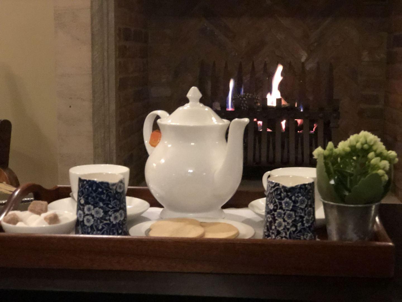 tea at battly langleys hotel near liverpool street
