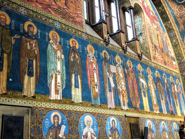 churches in Sofia - photo tour