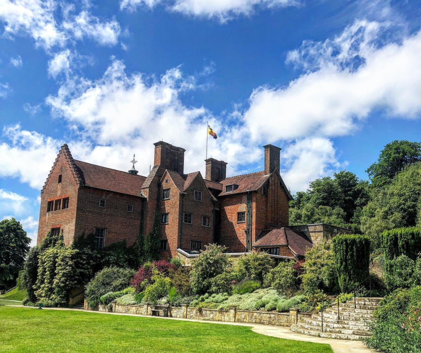 Chartwell House - Churchills country home