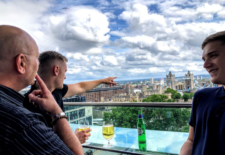 Savage Garden Rooftop Bar – London