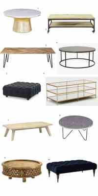 Why every home needs an oversized coffee table - Kerry ...