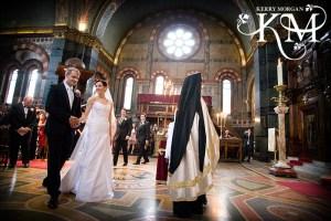 St sophias wedding london