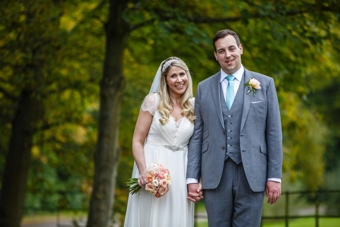 october Autumn wedding at Botleys Mansion