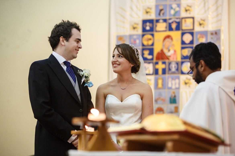 wedding ceremony princes risborough church