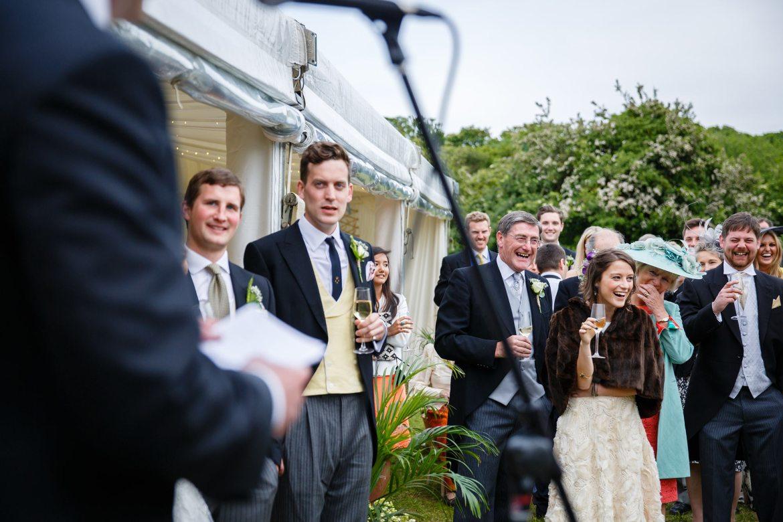 grooms speech at kent wedding