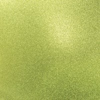 Kaisercraft Glitter Cardstock Pistachio
