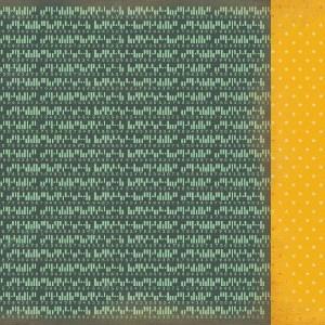 Kaisercraft 12x12 Technologic Barcode