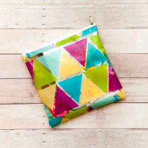 Freckled Fawn Pouches Large Triangle