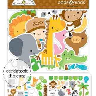 Doodlebug Design Odds & Ends At the Zoo
