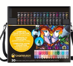 Chameleon Color Tones 30 Pen Set