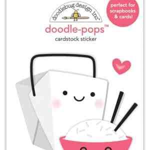 Doodlebug Design So Punny Doodle Pops Takeout