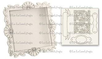 La La Land Crafts Sea Shell Shadow Box Kit