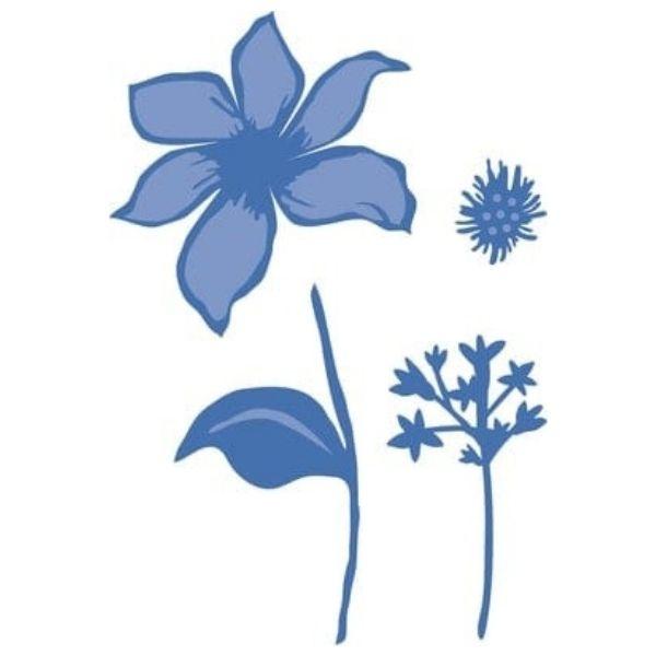 Kaisercraft Die Fairy Flowers
