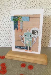 Cocoa Vanilla Studio Card Making with You Rock Collection
