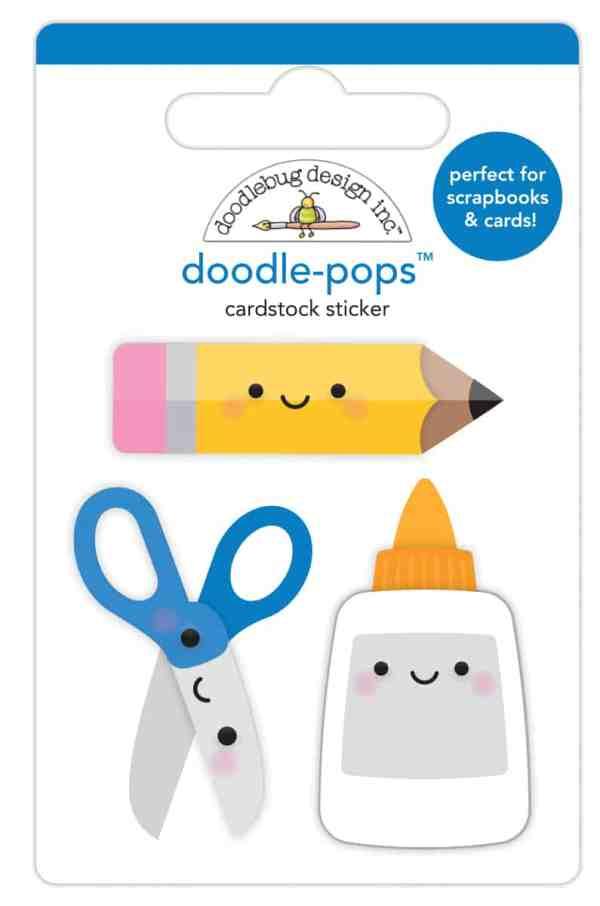 Doodlebug Designs Doodle Pops Cut & Paste