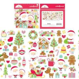 Doodlebug Design Odds & Ends Christmas Magic