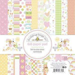 Doodlebug Design 6x6 Paper Pad Bundle of Joy